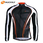 Bike Clothing Long Sleeves Cycling Jerseys Top Mens Bicycle Outdoor Sports Wear
