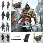 Assassin's Creed Edward Connor Kenway Blade Syndicate Cane Sword Pvc Figure Toy