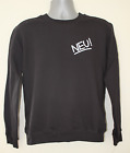 Neu! Sweatshirt pocket logo cluster sonic youth neu can jumper sweater t-shirt