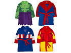 Mens Novelty Avengers Fleece Dressing Gown Fleece Bath Robe House Coat One Size