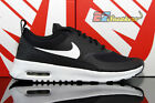 NIKE WOMENS AIR MAX THEA BLACK SUMMIT WHITE 599409-020 NEW SIZE: 6.5