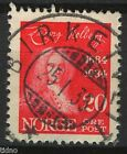 Norway 1934, Holberg, NK 191 Son Birketveit 25-I-1935 (Iveland-AAgd)