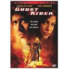 """Ghost Rider (DVD, 2007, Widescreen) """"His Curse Became His Power""""  $2 MOVIE TIME!"""