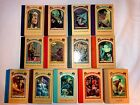 """""""Series of Unfortunate Events"""" #1-13 HB Books by Lemony Snicket"""