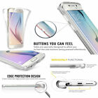 Ultra Thin Clear TPU Gel Case Cover for Samsung Galaxy S7 Edge