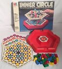 Vintage Milton Bradley INNER CIRCLE Board Game INCOMPLETE Missing Two Pawns