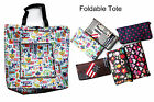 Eco Foldable Reusable Travel Tote Shopping bag Handbag Recycle Storage Grocery