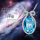 Sale Necklaces Women New Elegant Jewelry Gift Constellation Zodiac Necklace