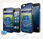 Everton FC Football Protective 3D Hard Case Cover for iPhone 4 4S 5 5S SE 6 6S