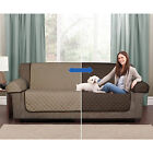 Sofa Shield Reversible Furniture Protector Quilted Couch Loveseat Cover NEW