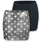 R.E.D. by EMP  Gonna - Ladies Skirts - Double Pack