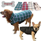 Waterproof Coat Jacket Dog Small Large xxl xs Harness Winter Reversible