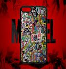 Marvel Comics Hardback bumper Phone Case for iPhone & Samsung models