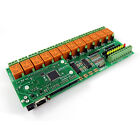 Internet/Ethernet 12 Relay Channel Board - SNMP, WEB, XML, ADC, Counters, Timers