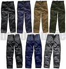 DICKIES MENS REDHAWK ACTION WORK WEAR CARGO COMBAT PANTS KNEE PAD POCKETS