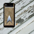 Star Trek Communicator for iPhone 5/5s/5c/6/6s/7 Galaxy S4/S5/S6/S7 Rubber Case