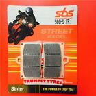Indian 1700 Chief Deluxe 09 > 13 SBS Front Brake Pads Sinter Set OE QUALITY