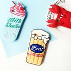 3D Silicone Milk Beer Lobster iPhone Case For iPhone 6 6s 7 7 Plus *Great Gift*