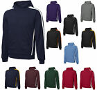 MEN'S RELAXED FIT, MID-WEIGHT, PULLOVER HOODIE, STRIPE, PRESHRUNK, TALL LT-4XLT