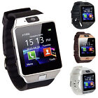 DZ09 Bluetooth Smart Watch Phone Camera SIM Card For Android IOS iPhone Samsung