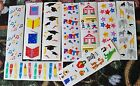 Mrs Grossman's 2 x 6.5 Sticker Strips Variation Themes-U Chose One- New.