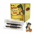 Pin Up Flat Tip Rubber Disposable Tubes, Rubber Tattoo Tubes, Tattoo Stems