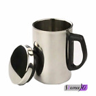 Stainless Steel Insulation Cup 350/500ML High Capacity Business Mug Thermoses