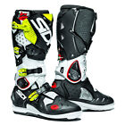 Sidi | Crossfire 2 SRS White Black Yellow Fluo
