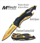 10 Groomsmen Gift-Personalized, Engraved,  Rescue Survival Pocket Hunting Knife-GD