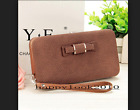 Women Wallets-Case-Long-Purse-Clutches-Iphon-CharminER-BAGS CARDS GIFT NEW