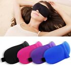 1pc Exquisite Memory Sleep Aid 3D Travel Soft Shade Cover Eye Mask Padded