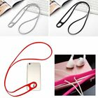 5X Silicone Detachable Lanyard Neck Strap for Card Badge Phone Camera Holder AU