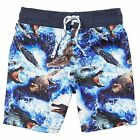 NEW Crocodile Print Boardshorts Kids