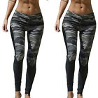 Women's Sports YOGA Workout Gym Fitness Athletic Clothes Leggings Trousers Pants