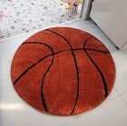 Bathmats, KINIFE Basketball Pattern Bath Mat Carpet Indoor Carpet Living Room Be