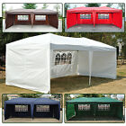 Outdoor 10' X 20' Gazebo POP UP patio Party Tent Wedding Canopy Carry Case