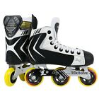 Alkali Lite Adjustable Inline/Roller Hockey Skates Sizes Youth (7-10)