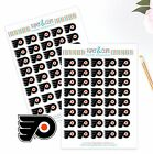 Philadelphia Flyers Planner Stickers -Perfect for all Planners like Erin Condren $2.5 USD on eBay