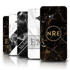 Personalized Custom Marble/Granite Phone Case for HTC One/1 M7/Initial Cover