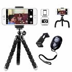 Tripod Stand Holder for iphone - Octopus Style Flexible Portable and adjustable