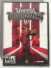 Used UNREAL TOURNAMENT 3 III PC DVD-ROM Game 2007 Complete CIB