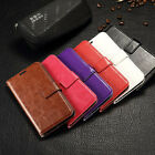 For Samsung Galaxy S7 S7Edge Retro leather Wallet Case Holster