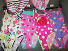 GIRLS JOHN LEWIS SWIMMING COSTUMES FLOWER SPOTTY STRIPED AGE 2 OR HALTERNECK 4