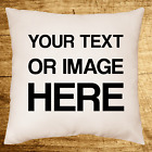 Personalised Cushion Cover / Pillow Case Printed Custom Made Print Photo