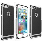 Heavy Dury Shockproof Rubber Hybrid Tough Armor Case Cover For iPhone 5 5s SE