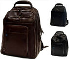 Ziano Grande Uom Donna in Pelle Piquadro Backpack Big Men Woman Leather OUTCA181