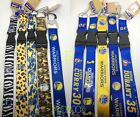 NBA Golden State Warriors keychain Lanyard - Pick Your Color! on eBay