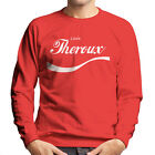 Louis Theroux Coca Cola Men's Sweatshirt £24.95  on eBay