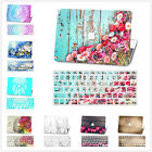 "Hard Painting Rubberized Case+Matched Keyboard Cover for Macbook Air Pro11""13""15"
