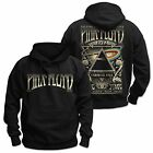 PINK FLOYD - DARK SIDE OF THE MOON TOUR - OFFICIAL MENS HOODIE